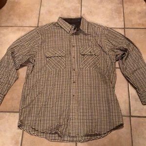 Men's David Taylor Flannel Shirt
